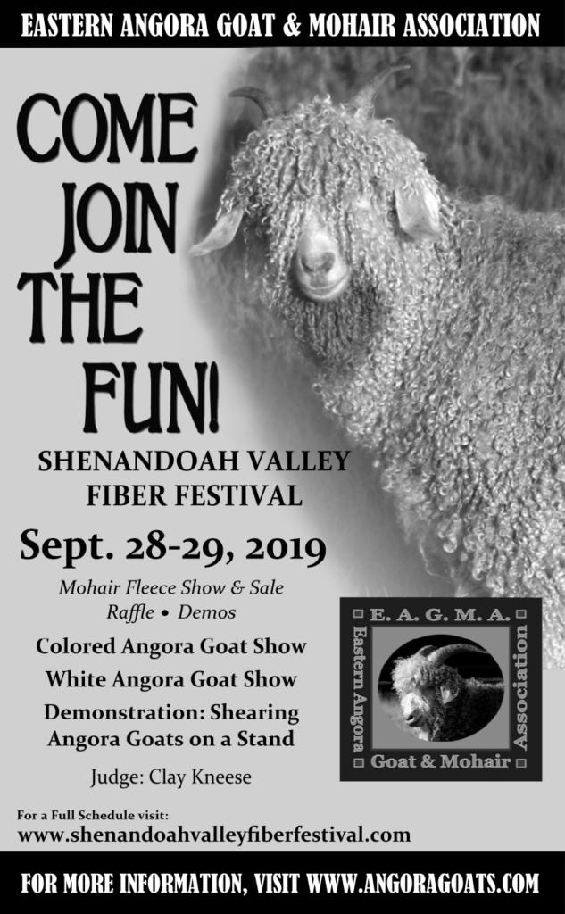 Eastern Angora Goat & Mohair Association